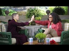 """Pema Chödrön Shares With Oprah How To Let Go and Accept Change on """"Super Soul Sunday"""""""