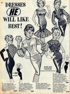 of all men crossdress regularly; have done it at least once; have have at least considered it . so, by him that dress! (estadisticas,mas o menos. Vintage Lingerie, Vintage Barbie, Vintage Ads, Vintage Dresses, Vintage Couture, Vintage Images, Vintage Style, Transgender, Fashion Art