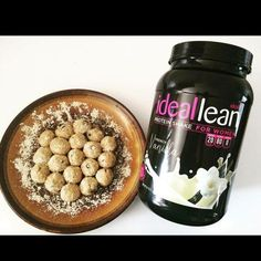 ideal lean Protein Bites