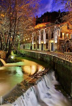 The springs of Krya in Livadia by Hercules Milas greece Travel Sights, Places To Travel, Places To See, Places Around The World, Around The Worlds, Ontario, Myconos, Paros, Greece Travel