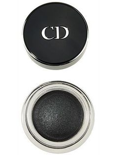 Dior Diorshow Fusion Mono Eyeshadow in Nocturne: This Best of Beauty winning eye shadow is the chicest shade of black, has just the faintest shimmer, and lasts all night.   allure.com
