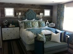 decorating with barn wood walls | barn wood wall | Home Decorating | best stuff