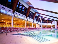 Noclegi w Austri, tania rezerwacja Holiday Service, Hot Springs, Austria, Skiing, Fair Grounds, Mansions, House Styles, Travel, Recovery