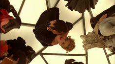 """Batman Returns"" (1992), directed by Tim Burton.  German Expressionism in modern film."