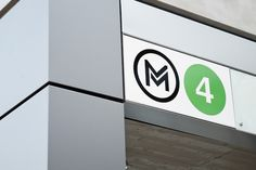 Stylish, Modern Logos For Transport Networks That You Would Want In Your City - DesignTAXI.com