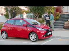 Toyota piège des présentateurs en les testant sur leurs prévisions météo. agence Del Campo Saatchi & Saatchi