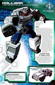 Transformers Universe - Gallery: Armada Scavenger