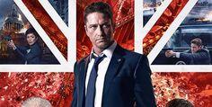 """Novo cartaz de """"Invasão a Londres""""; Assista ao trailer! – Blog do Deill"""