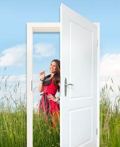 Zimmertüren in Weiß, in jeder Umgebung ein Gewinn.