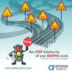 You can also use design to make your #business processes more efficient and developing your business #brand through #Logo, #Packaging, #Calendar, #Brochure, #Exhibition & Info #GraphicDesign @ #AbhishekGraphics Visit Us: http://www.aabhishek.com/