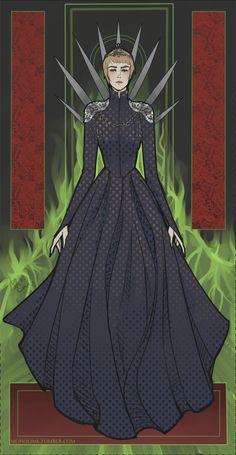 monolime: Cersei Fucking Lannister #got #gameofthrones #cerseilannister