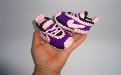Baby shoes, Knitting, Newborn Baby, Blue Slippers, Girls, Nike Tennis Shoes, Baby Gift,toddlers Babies by BABYCROCHETfashion on Etsy