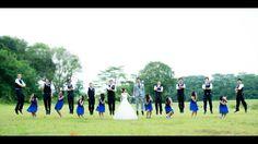 Bridal party!