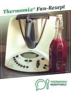 Kirsch Limes von Pani Meyer. Ein Thermomix ® Rezept aus der Kategorie Getränke auf www.rezeptwelt.de, der Thermomix ® Community. Cocktails, Drinks, Natural Garden, Nespresso, Kettle, Liquor, Smoothies, Cake Recipes, Coffee Maker