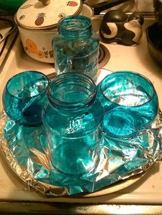 Diy Mercy Glass in any color :: Hometalk