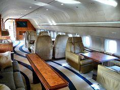 Boeing Business Jet 2 Interior