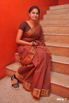 Arundhati at Anubavi Raja Anubavi Audio Launch Beautiful Girl In India, Beautiful Women Over 40, Beautiful Saree, Beautiful Bollywood Actress, Most Beautiful Indian Actress, Beauty Full Girl, Beauty Women, Beauty Girls, Indian Outfits