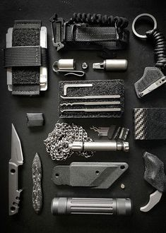 EDC Everyday Carry Tactical Gear and Tools, Hand Picked By Special Ops Vets. Tactical & Survival Gear curated and certified by former Special Ops. Tactical Pen, Tactical Survival, Survival Items, Survival Gear, Everyday Carry Items, Special Ops, Outdoor Tools, Edc Gear, Emergency Preparedness