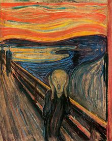 The Scream $119,922,500 at Sotheby's Impressionist and Modern art auction on 2 May 2012 to a private buyer,[1] the highest nominal price paid for a painting at auction.