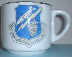 USAF US Air Force DCS F-4 Phantom us air forces in Europe heavy coffee mug by Nagmashdriver on Etsy