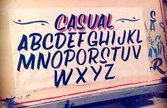 Sign Painting - CaetanoCalomino