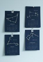 New Arrivals - Stitch Upon the Stars 2014 Calendar
