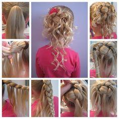 Imagen vía We Heart It https://weheartit.com/entry/125490884/via/23545336 #diy #doityourself #hair #hairdress