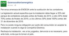 WEBSEGUR.com: LA MAFIA ELÉCTRICA SIGUE AMENAZANDO