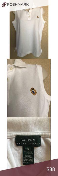 Ralph Lauren Short Sleeve Top Size: M Ralph Lauren Tops