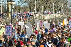 Photos from the Women's March on Chicago