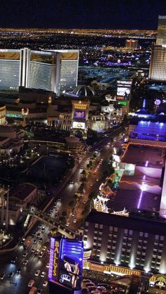 Las Vegas At Night, I miss this place so much