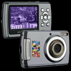 12.1 MP Ghost Hunting Camera - new model that sees in the dark...
