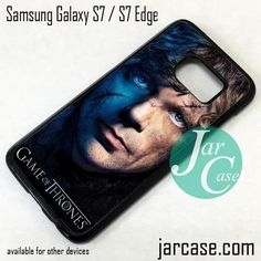 Game Of Thrones Tyrion Lannister Phone Case for Samsung Galaxy S7 & S7 Edge