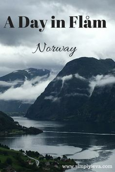 How to spend a day in Flam, Norway. Trip to Norway; Places To Travel, Places To See, Travel Destinations, Jotunheimen National Park, Europa Tour, Norway Travel Guide, Norway Fjords, Alesund, Scandinavian Countries