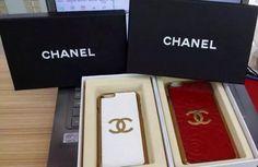 IPhone 6/6 Plus Elegante und Erlesene Chanel Rose Prägung Lederimitat Handyhülle
