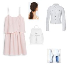 """""""Spring"""" by nalissa ❤ liked on Polyvore featuring MANGO, American Eagle Outfitters, Topshop, AG Adriano Goldschmied and Urban Outfitters"""