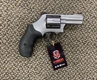 S W 686 6 Plus 7 Shot Stainless 357 Magnum 3 Inch Bbl 357 Magnum Taurus Judge Smith Wesson 357