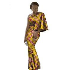 Gorgeous Clothes on traditional african fashion 180 African Dresses For Women, African Attire, African Fashion Dresses, African Women, African Fashion Designers, African Print Fashion, Africa Fashion, Modern African Clothing, African Inspired Clothing