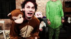Because their livestreams are never boring. Ever. | Community Post: 18 Reasons Why 5 Seconds Of Summer Looks So Perfect