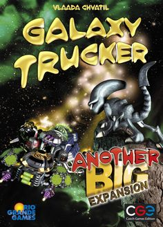 Galaxy Trucker: Another Big Expansion