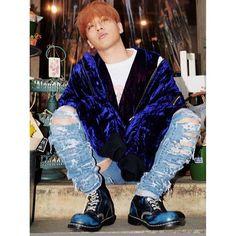 Taeyang <3 Dazed Korea Issue 100 #BigBang