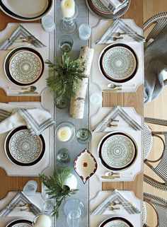 Set up the table carefully before taking photographs: The Cadiz Collection #serenaandlily