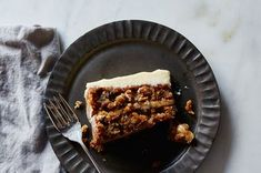 Gluten-Free Sweet Potato Spice Cake with Cream Cheese Frosting Recipe on Food52 recipe on Food52