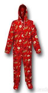 THE FLASH Pajamas PICTURES PHOTOS and IMAGES