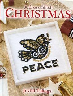 Craftways - A Cross Stitch Christmas - Joyful Tidings – Stoney Creek Online Store