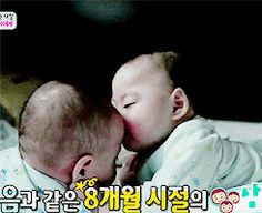 Baby Minguk and Manse | The Return of Superman