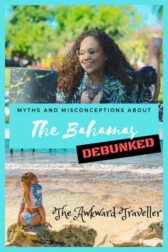 How much do you know about The Bahamas? Yanno, besides the beautiful beaches? Listen to this Bahamian local debunk all the misconceptions about The Bahamas! Destin Beach, Beach Trip, Bahama Mama, Travel Guides, Travel Advice, Travel Tips, Venice Travel, Beaches In The World, Best Hikes