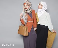 stylish muslim girls