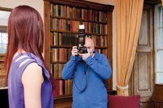 Bounce flash photography techniques: 4 simple steps