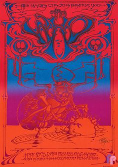 Psychedelic Poster Pioneers... the classics